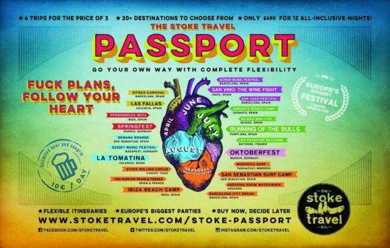 Stoke Travel Passport