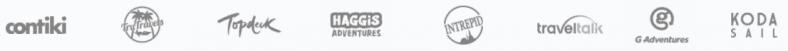 18-35 Travel operators logo