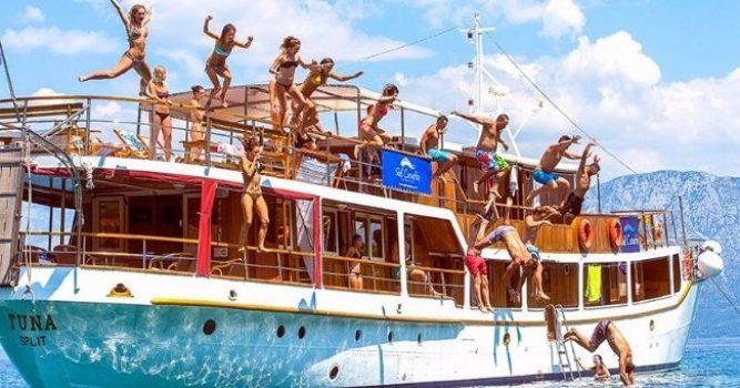 Sail Croatia Covid